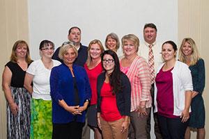Leadership Launch Group Photo