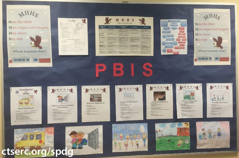 pbis bulletin board